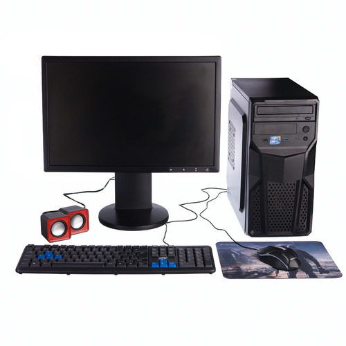 computador monitor 19'' core i3 16gb ssd 120gb hd 500gb wifi