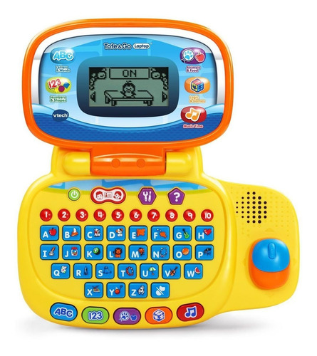 computador niños vtech portatil interactivo juguete ingles
