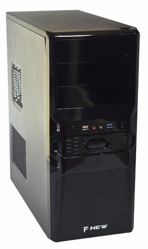 computador novo 4gb hd500 + monitor lcd 19 #maisbarato
