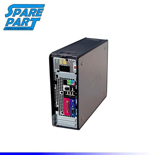 computador optiplex intel xeon quad-core 4gb+ssd120+nvidia