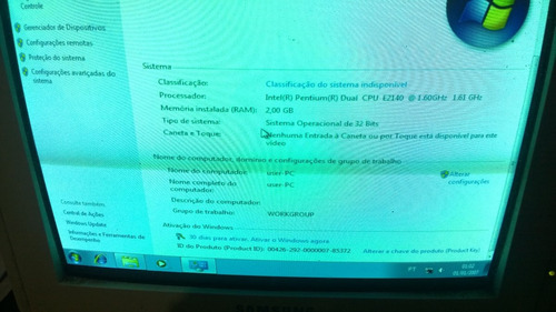computador pc cpu intel pentium dual e2140,2gb,ddr2,hd320gb,