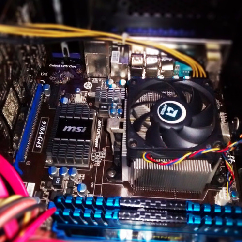 computador pc gamer amd fx 6100 disco ssd samsung 8gb ram