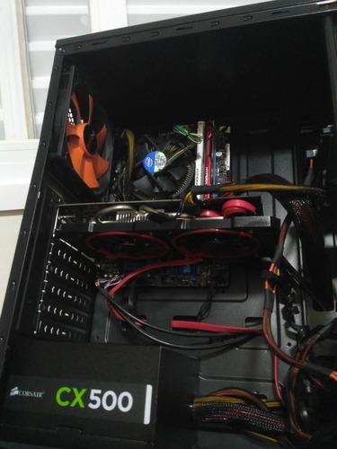 computador pc gamer - roda tudo