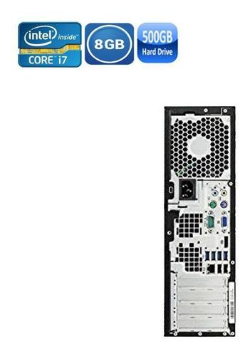 computador pc hp 8300 intel i7 3°geração 8gb hd 500gb wi-fi