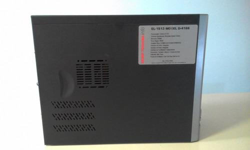 computador pc semp toshiba/lince desktop cpu