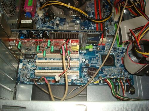 computador pentium 4 placa gigabite   confira todo anúncio