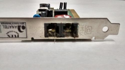 computador placa rede internet telefone semp toshiba modem
