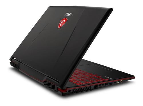 computador portátil gl63 i7/8g/1t msi gratis morral y mouse