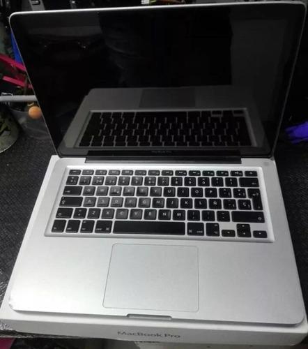 computador portátil mac book pro core i5 13 3 6gb ram 500gb