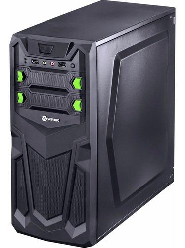 computador premium core i3 2gb ram hd 1tb c/ win 7 + wifi