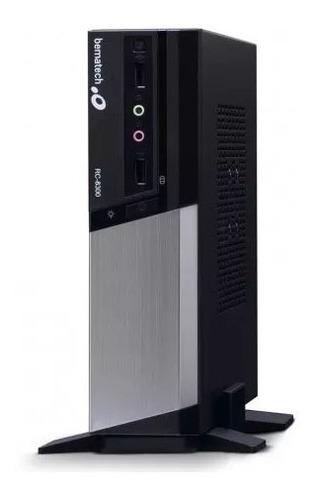 computador rc-8300 2gb ram/ 320 gb hd bematech mini