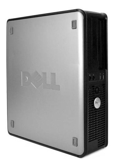 Computador Reformado Dell Optiplex 760 Sff Pc De Con Proce