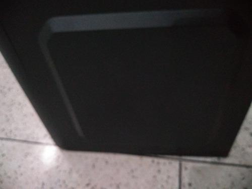 computador seminovo com monitor, teclado e mouse