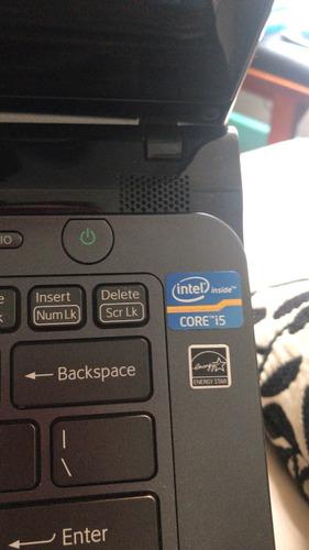 computador sony vaio intel core i5 14 polegadas