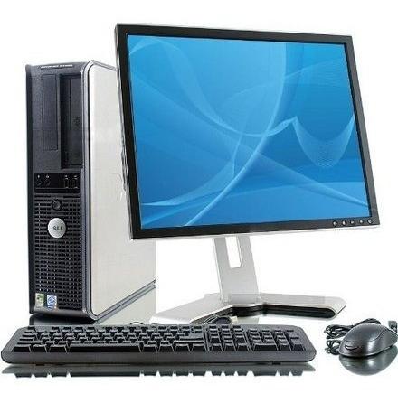 computador usado core2duo 160gb+2gb dr2 +lcd17 wifi dvd