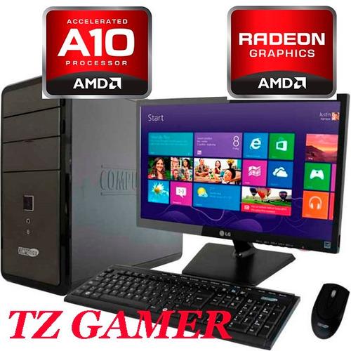 computadora a10-7860k gamer extreme radeon r7 tranza uruguay