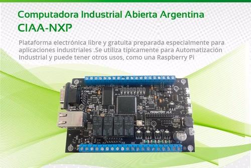 computadora abierta ciaa p/ automatización industrial