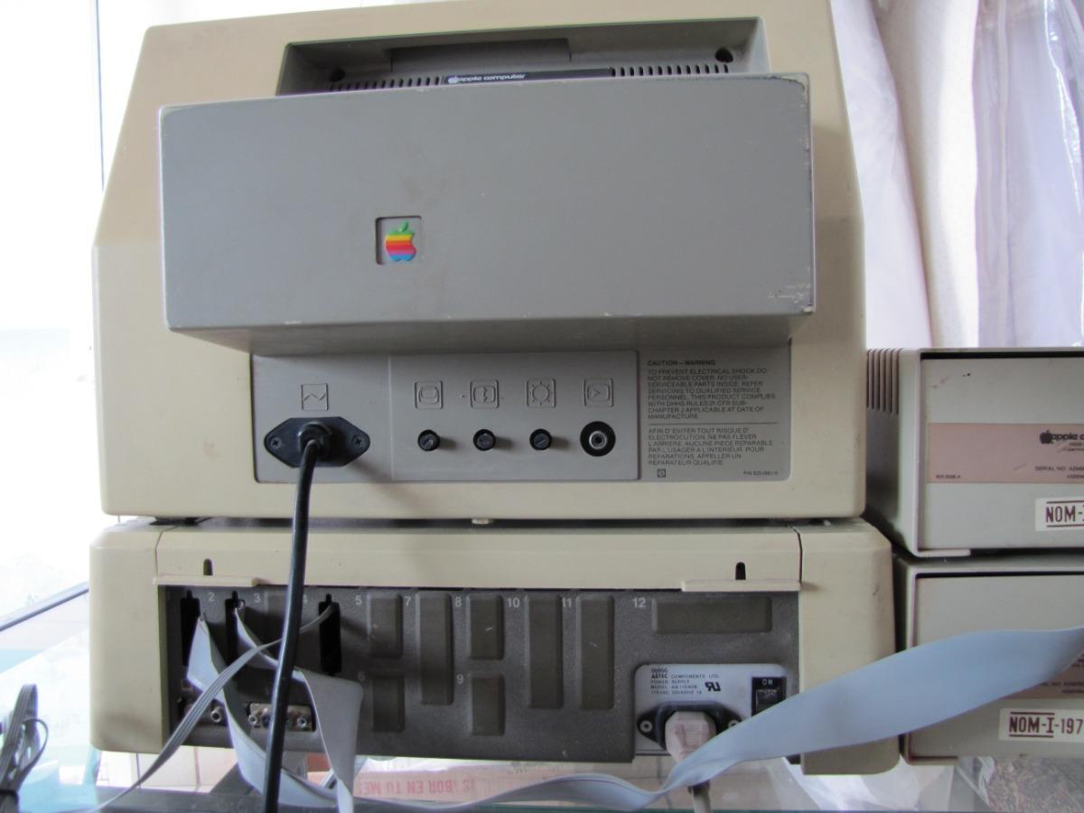 64b72c9301d Computadora Apple Iie De Colección - $ 8,000.00 en Mercado Libre