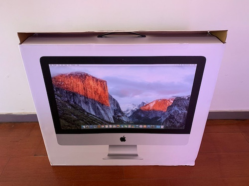computadora apple imac a1418 21.5 1.6ghz d.core 8gb mk142lls