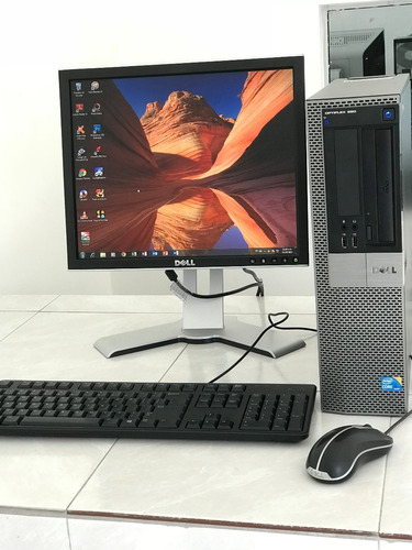 computadora barata core2duo/dualcore 4gb ddr3 lcd 19' ciber