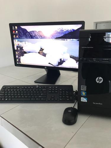 computadora barata core2duo/dualcore 4gb lcd 19' ciber