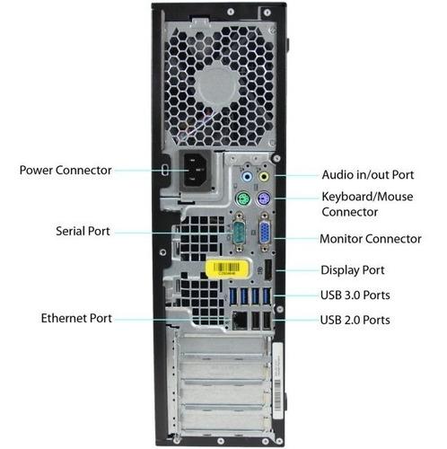computadora business hp6305 amd 3ra ge completa+ monitor lcd
