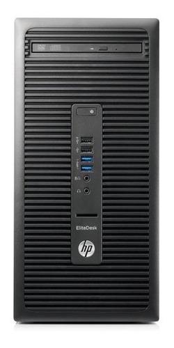 computadora business hp6305 amd 4tagen 12gb completa+led 20'
