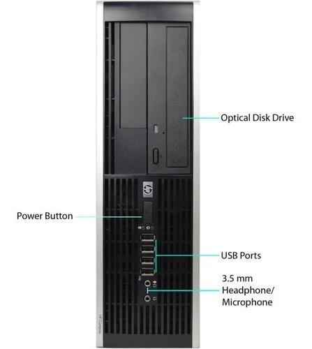 computadora business hp6305 amd (ci5) completa + monitor lcd