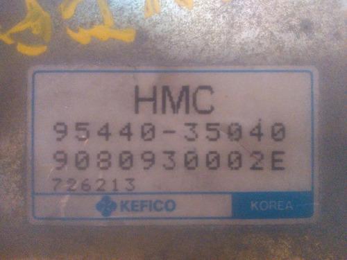 computadora  caja automatica hyundai elantra 93