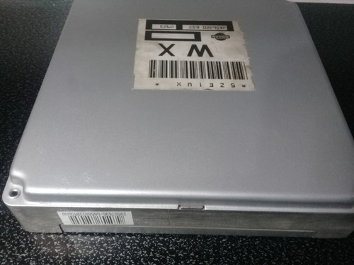 computadora central ecu nissan sentra b-15 2001 auto