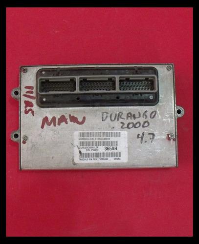 computadora chrysler durango 56040365ah