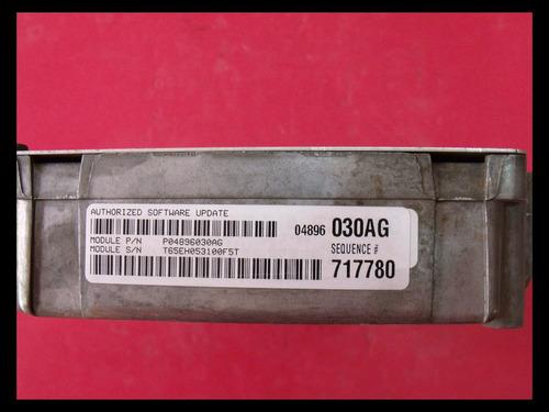 computadora chrysler stratus 04896030ag