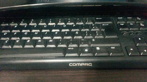 computadora compaq all in one