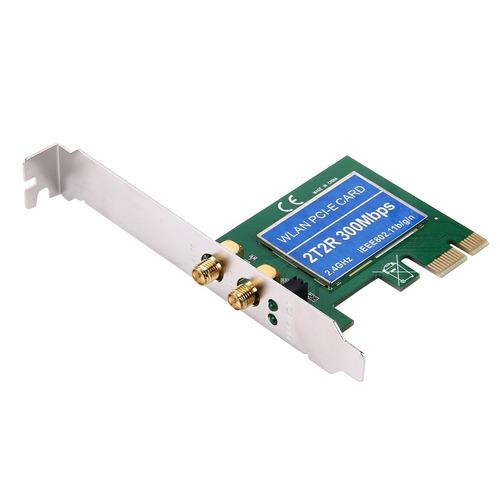 computadora complemento adaptadora pci express 300mbps red