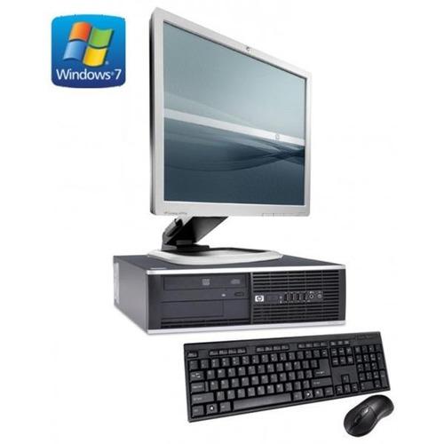 computadora completa core 2 duo - 4gb ram - lcd 17