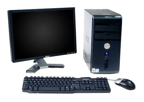 computadora completa dell i5+ monitor acer 17+ maus teclado