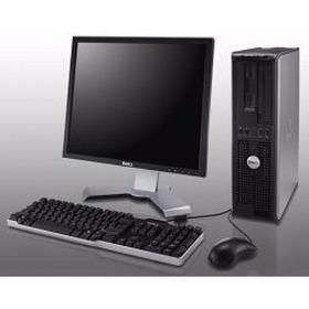 Computadora Completa Dell/hp Core 2 Duo 3.0ghz/2gb/160 Lcd19