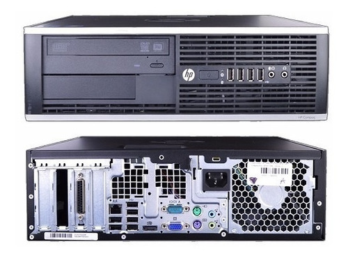 computadora completa hp-6005 c/ monit lcd 17  colegios, jueg