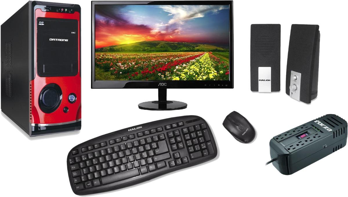 Computadora completa nueva con garant a env o gratuito for Escritorio ergonomico caracteristicas