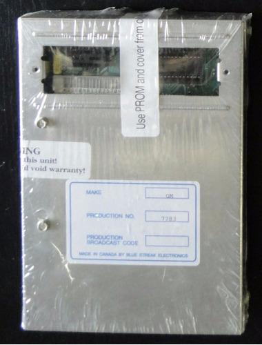 computadora control modulo de ignicion ford dodge nissan