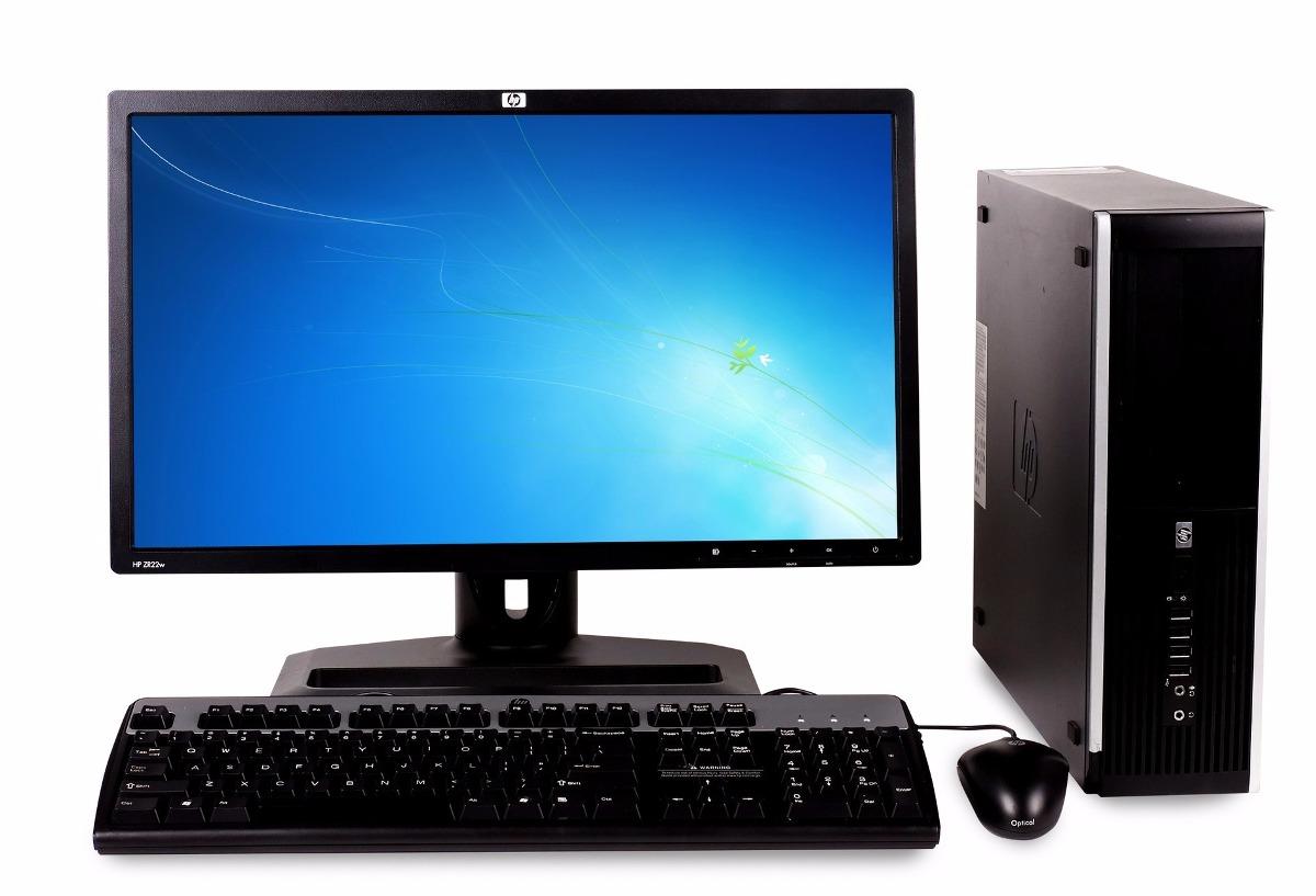 Computadora Completa Core 2 Duo 2 350 00 En Mercado Libre
