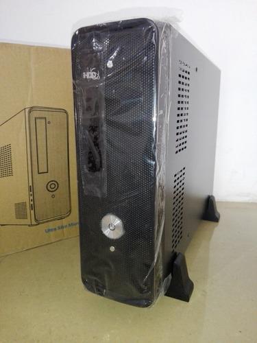 computadora core i 4gb ram hdd 500gb nueva tienda factura