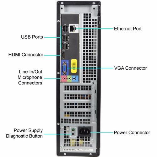 computadora core i5 4gb ram 500hdd  monitor lcd 19'