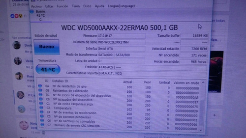 computadora core i7 3770 4 gb ram 500 hdd