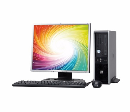 computadora core2duo 4gb 160 disco monitor ideal ciber