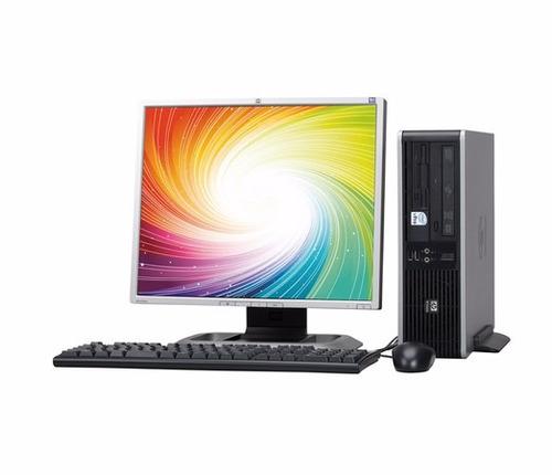 computadora core2duo 4gb 80 disco monitor ideal ciber