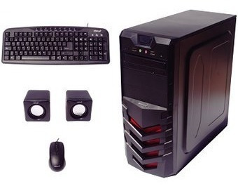 computadora cpu core i3 3.6 9th 1tera 4gb led 20  camara¡¡¡¡