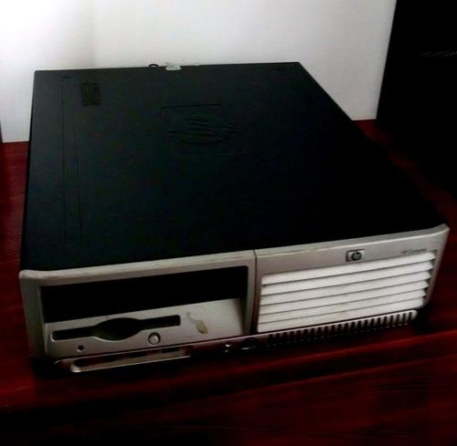 computadora cpu hp compaq dc7600 btc negociable