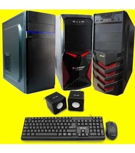 computadora cpu intel core i3-8100-3.6 2 teras 4gb ¡¡nuevo!!