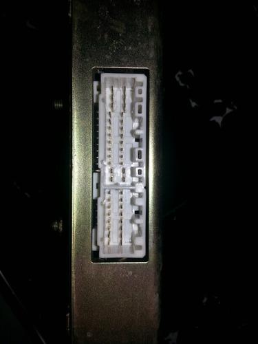 computadora de caja hyunday accent 1.5